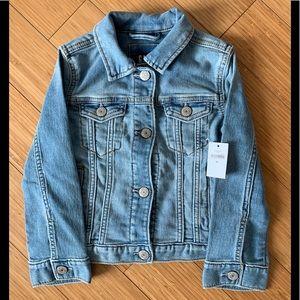 NWT GAP Denim Girls Jacket